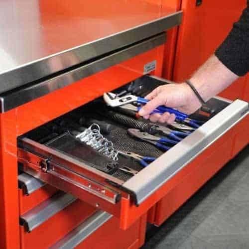 Aluminum Mobile Toolboxes for Storage and Organization