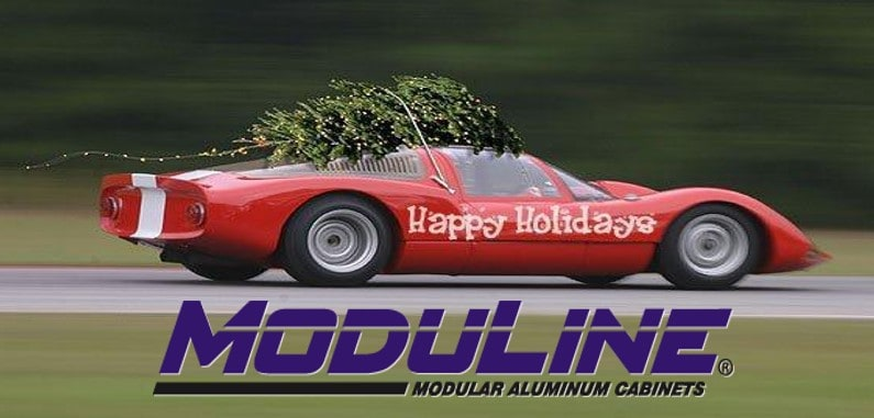 Moduline Black Friday And Happy Holiday Sale