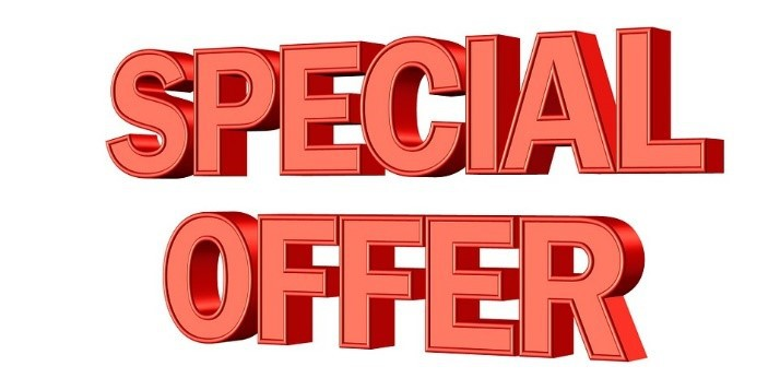 Moduline Cabinets Current Special Sales and Promotions