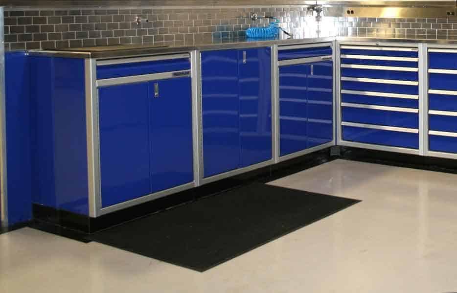 Moduline Cabinets Garage Storage Aluminum Cabinet Combinations