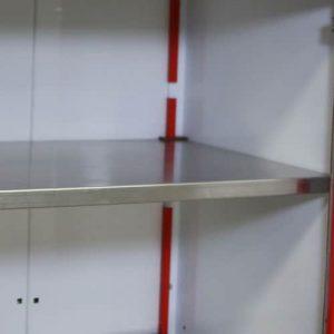 Select™ Aluminum Adjustable Extra Shelf 22″D X 24″W