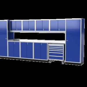 ProII™ Series Cabinet Combination 16' Wide #PGC016-10X