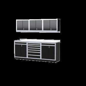 ProII™ 8′ Wide Garage Cabinets PGC008-12X