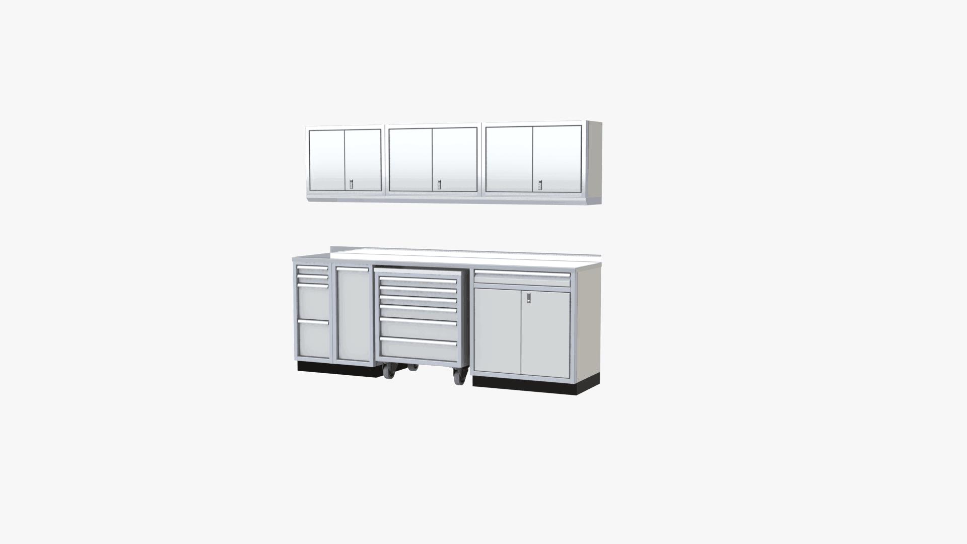 Moduline ProII Series Combination PGC009-05X