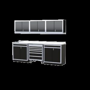 ProII™ Series Cabinet Combination 9' Wide #PGC009-06X