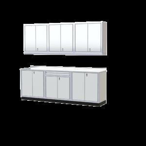 ProII™ Series Cabinet Combination 9' Wide #PGC009-07X