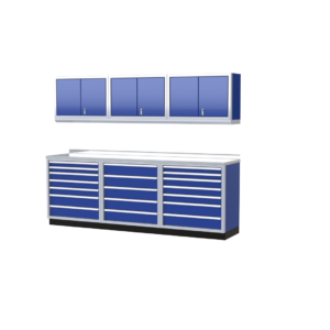ProII™ Series Cabinet Combination 9' Wide #PGC009-08X