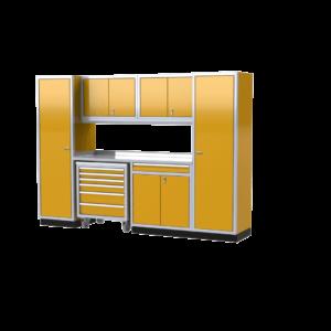 ProII™ Series Cabinet Combination 10' Wide #PGC010-06X