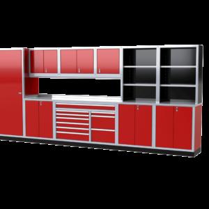 ProII™ Series Cabinet Combination 16' Wide #PGC016-11X