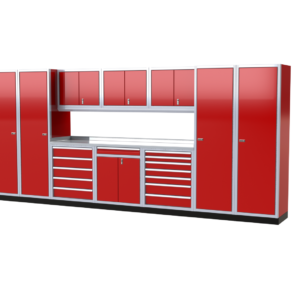 ProII™ Series Cabinet Combination 16' Wide #PGC016-08X