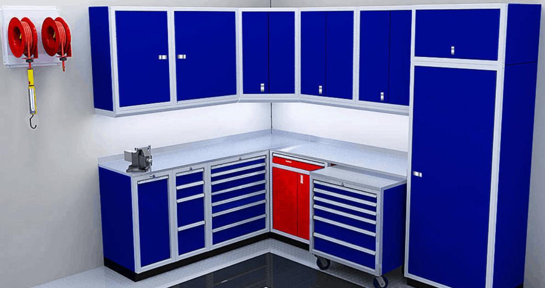 Moduline Cabinets Base Cabinets Garage Organization