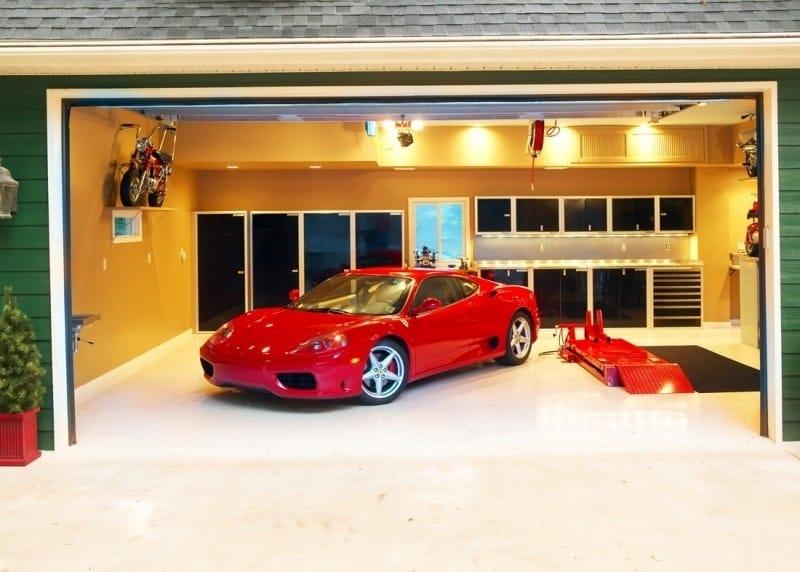 Moduline Cabinets Garage & Shop Organization