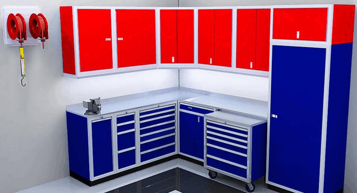 Moduline Cabinets Wall Garage Storage & Organization