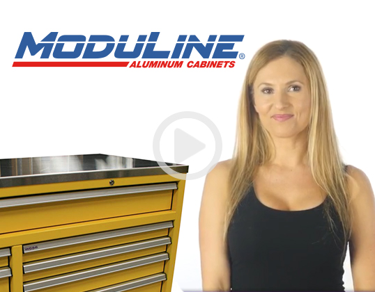Moduline Aluminum Cabinets Video Gallery