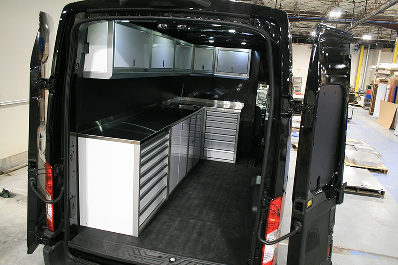 Best Work Vehicle Storage for Tools