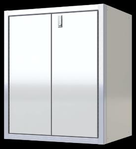 Enclosed Trailer Military-Grade Aluminum Base Cabinets