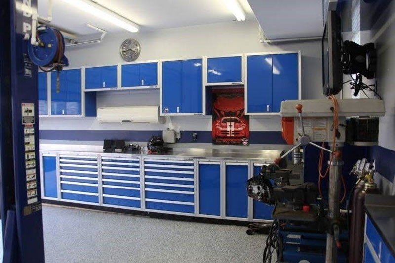 Garage and Shop Cabinets to Store Tools