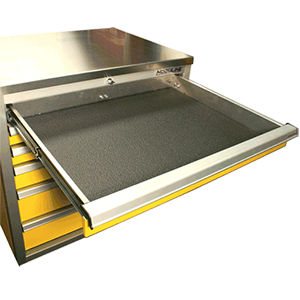 Extreme Liner for Toolboxes by Moduline Cabinet
