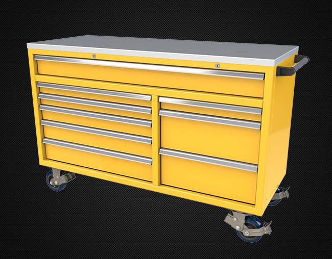 QuikDraw Rolling Toolboxes with Free Shipping