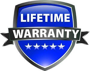 Moduline Aluminum Cabinets Lifetime Warranty
