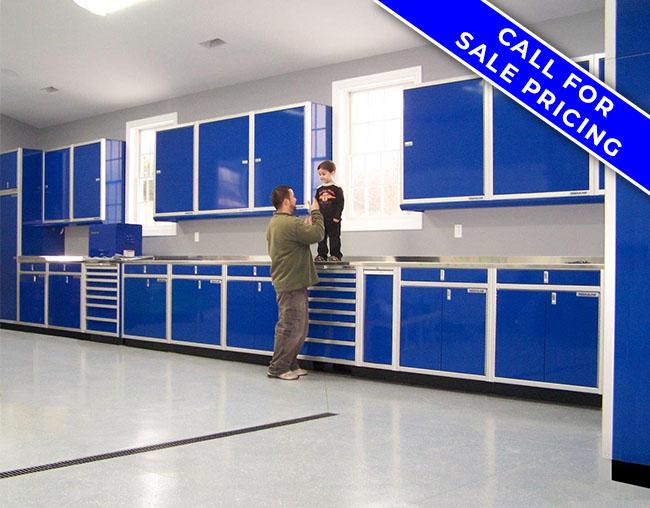 Pro II Custom Moduline Military-Grade Aluminum Cabinets