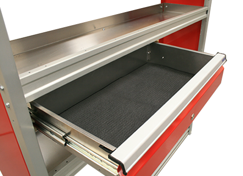 """Moduline Upfit™ Series Drawer Liner For 30"""" Wide Drawers"""